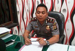 Kasat Reskrim Polres Kerinci IPTU Dedi Kurniawan,S.SH