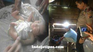 bayi-laki-laki-umur-1-minggu-ditemukan-warga-dan-bersama-kapolsek-pancung-soal-di-pondok-kebun