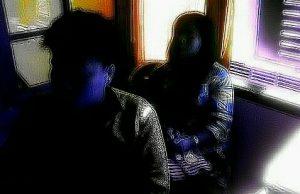 pasangan mesum di amankan di Polres Kerinci