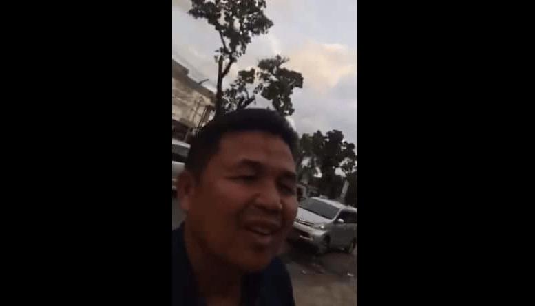 Irman Jalal Tahanan Kota Beredar Saat Di Padang.F-Go