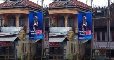 Foto Baliho Monadi Dirobek