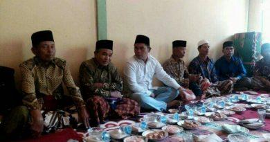 Fadli Sudria Kenduri Bersama Masyarakat Renah Kasah Kayuaro.