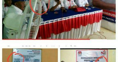 Nah, PAW Asril, PDI-P Kerinci Usulkan Bendahara Perindo, Kok Bisa?