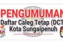 KPU Kota Sungai Penuh Umumkan DCT Anggota DPRD Kota Sungai Penuh Pemilu 2019, Ini Rincianya