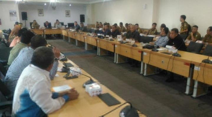 DPRD Sungaipenuh Lakukan Kunjungan Kerja ke DKI Jakarta