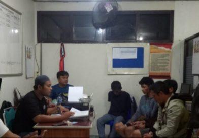 Asyik Nyabu di Pondok, 4 Pemuda Sungaipenuh Diringkus Polres Kerinci