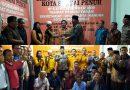 Diantar Relawan 4 Dusun, Zulhemi Resmi Mendaftar di Hanura Sungaipenuh