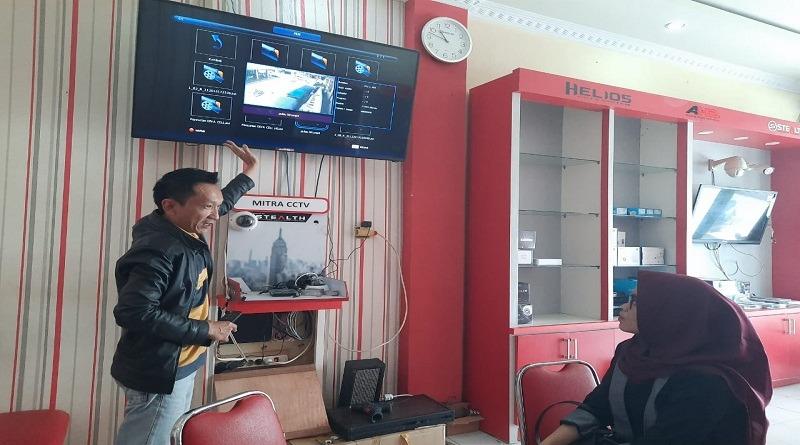 Mitra CCTV Sungaipenuh Tawarkan Inovasi Perangkat Baru, Orang Tua Murid Bisa Memantau Aktivitas Anaknya Belajar di Sekolah