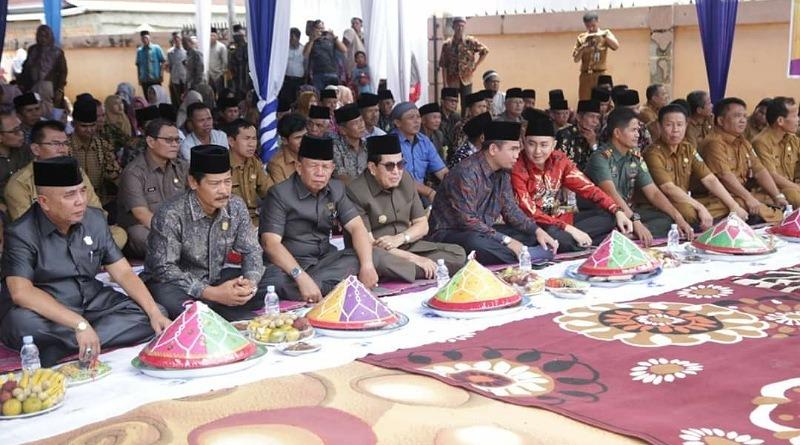 Wako AJB Hadiri Syukuran Pelantikan Ketua DPRD