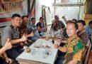 Waka Polres Kerinci Sambangi Warga Pasar Sungaipenuh dan Sampaikan Pesan Kamtibmas