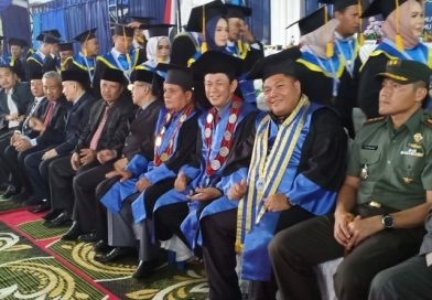 Wisuda STIA Nusa, Eliyusnadi : STIA Nusa Menempa Sarjana Siap Kerja