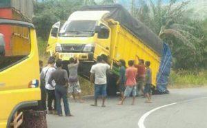 truk standing