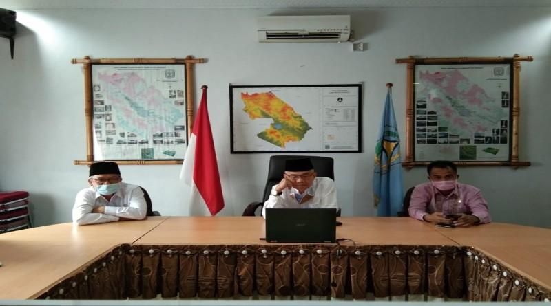 FOTO: Bupati Kerinci Bersama Pimpinan DPRD