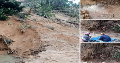 Diduga Dihantam Tanah Longsor Lokasi Proyek, Kabel FO Putus Internet Lelet di Kerinci-Sungaipenuh
