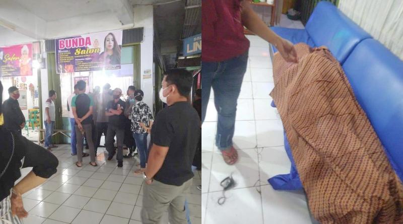 Breaking News: Seorang Perempuan Meninggal di Salon Kincai Plaza