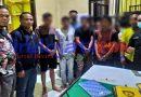 Ini Identitas 7 Pemuda Pungut Hilir Ditangkap Polisi