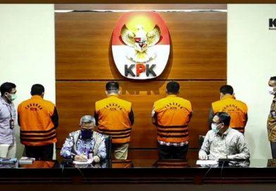 KPK Tetapkan Tersangka Kasus Suap Pengesahan RAPBD Provinsi Jambi Tahun Anggaran 2017-2018, Ini Orangnya