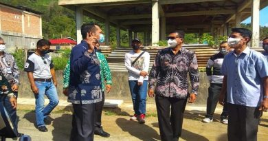 Sidak Ke Desa, Wawako Antos:Satgas Covid-19 Tingkat Desa Harus Aktif