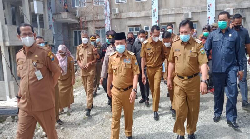 Percepat Deteksi C19, Walikota Ahmadi Usulkan Ke Gubernur Alat Tes Swab Sungaipenuh –  Kerinci