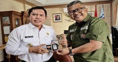 DEJ: Promosikan Wisata, Komunitas Harley Davidson Club Indonesia (HDCI) Tour The Kerinci-Sungaipenuh, Ini Jadwalnya..