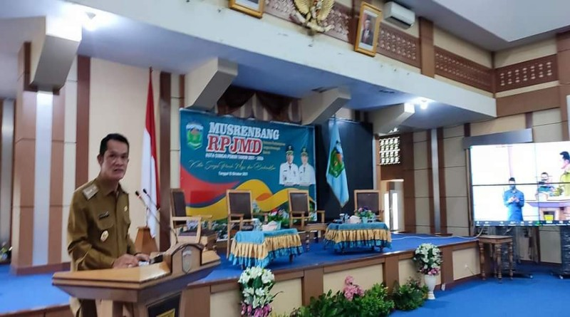 Wawako Antos Buka Musrenbang, Bahas RPJMD 2021 – 2026
