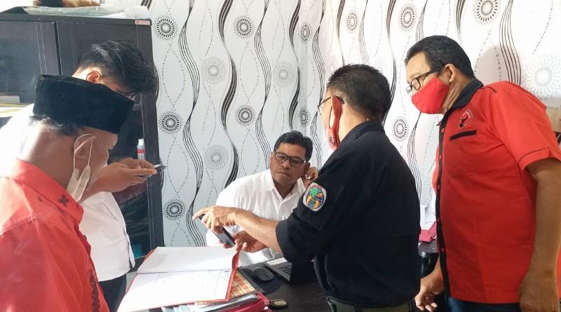 Hina PDIP dan Walikota,  Akun Facebook Bujon Kihao Resmi Dilaporkan